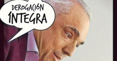 PSOE se baja los pantalones con filoterroristas para salvar vidas. O eso dicen