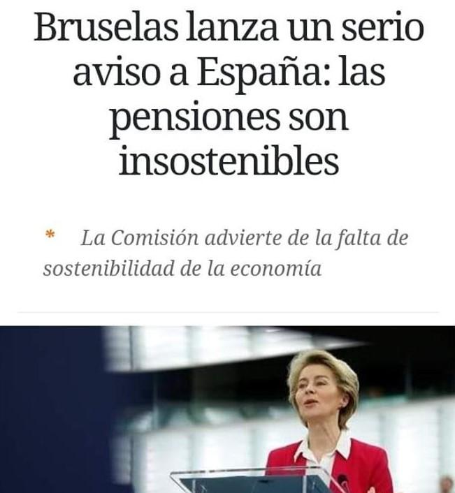 ¿Quién dice que las pensiones son insostenibles?