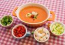 Receta de gazpacho clásico andaluz. Por Diana Cabrera