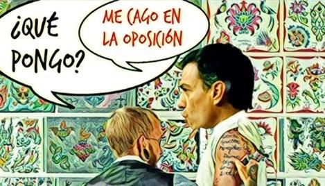 Sanchez se hace un tatoo de recuerdo de su victoria sobre el coronavirus