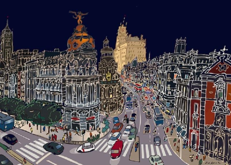 Volveremos a tomar Madrid