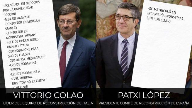 La comisión parlamentaria para la reconstrucción presidida por el licenciado Pachi Nadie y el negociador y representante comunista de las FARC en las conversaciones de La Habana