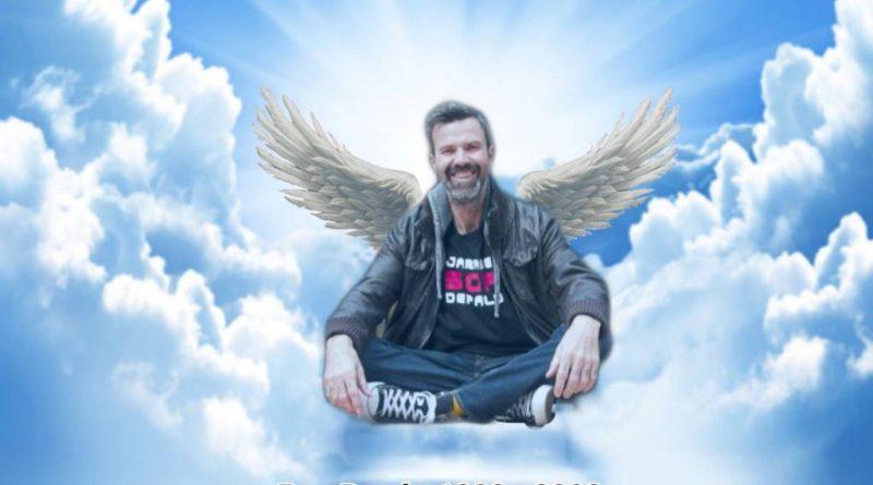 Descansa en paz Pau Donés. Ilustración de Tano