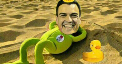 Es la hora de la verdad señor Sánchez
