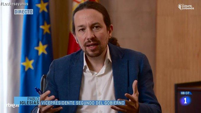 """Iglesias ve """"gravísimo"""" lo ocurrido en las residencias de Madrid: """"Es un escándalo, si no un crimen"""""""