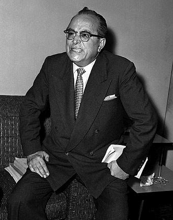 Eudocio Ravines Pérez