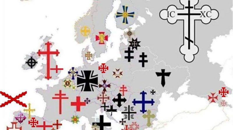 Europa y la Cruz