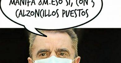 Franco, el pseudo matemático Delegado del Gobierno en Madrid, declarará como imputado