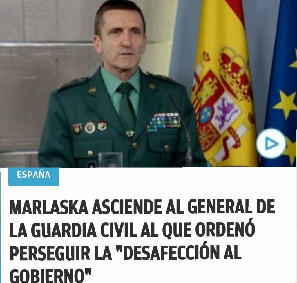Gral. Santiago... ¿marioneta del poder?