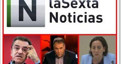 La Sexta lleva todo el día aireando el archivo de la causa del 8-M contra Franco