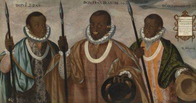 Los tres mulatos de Esmeraldas de Sánchez Galque