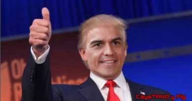 Sánchez lo tiene claro: Hasta que cierre el Congreso por vacaciones, gobernará por Real Decreto. Ilustración de Tano