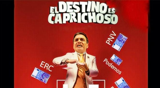 Sánchez negocia con la hez de la política otra prorroga del Estado de Alarma