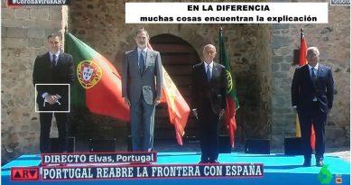 En el himno de España y en la diferencia está la explicación