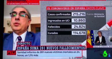 (VI) Si militas en La Sexta no sabrás que José Martínez Olmos ha sido senador y diputado por el PSOE. Por Rafael Gómez de Marcos