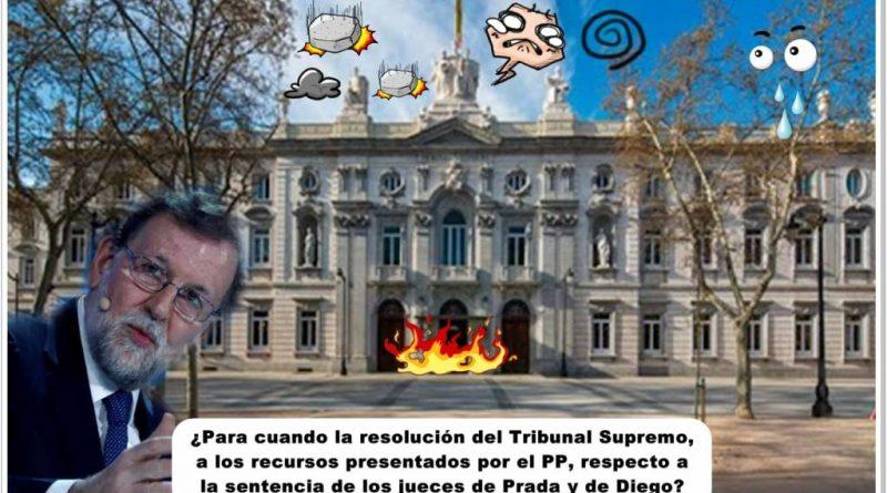 La resolución del Supremo sobre los jueces
