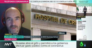 (IV) Si militas en La Sexta no sabrás del curriculum vitae de Javier Díaz-Giménez. Por Rafael Gómez de Marcos