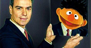 Sánchez, ese muppet. Por Linda Galmor
