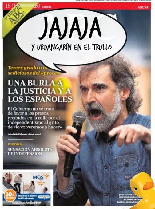 Sale muy barato dar un golpe de estado en España. Por Linda Galmor