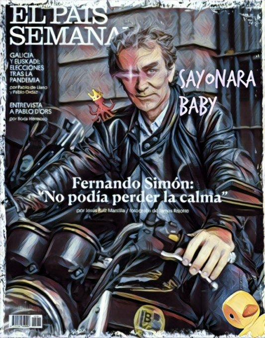 Terminator, peliculón. Por Linda Galmor