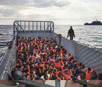 Una invasión organizada,querida y financiada por los propios gobiernos europeos, también los de España. .lleva al conflicto social y al suicidio de Europa.