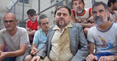 Aquí en España la ley protege al infractor. Ilustración de Tano