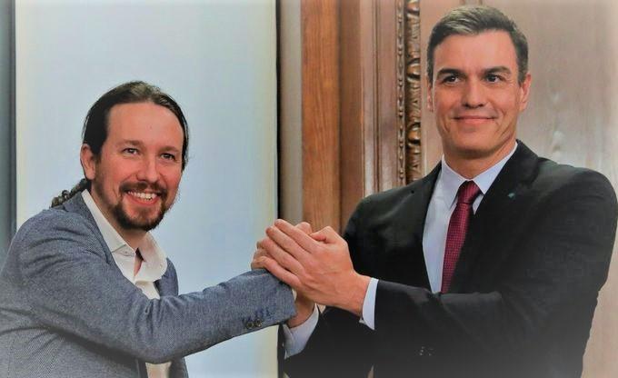 Echarle la culpa al empedrado es algo que le gusta mucho a la izquierda española