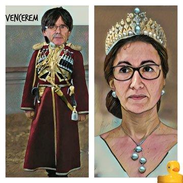 El Rey marchó a República Dominicana porque Europa está copada por otras realezas en el exilio. Por Linda Galmor