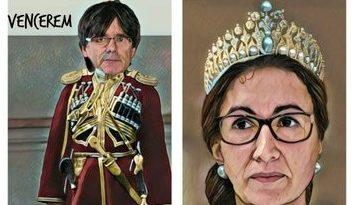 El Rey marchó a República Dominicana porque Europa está copada por otras realezas en el exilio