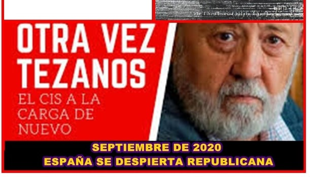 En septiembre según el CIS de Tezanos, usted se despetará republicano.