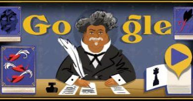 Para Google el mulato blanconazo Dumas es afro