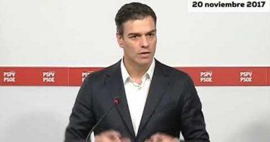 Pedro Sánchez, el túnel del tiempo y el dinero de los ayuntamientos.