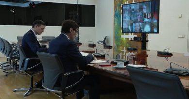 Pedro Sánchez se grabó mintiendo con Salvado Illa
