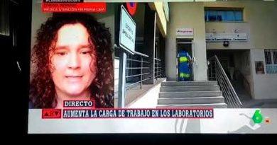Que vergüenza para el periodismo en La Sexta y las asociaciones de prensa silbando