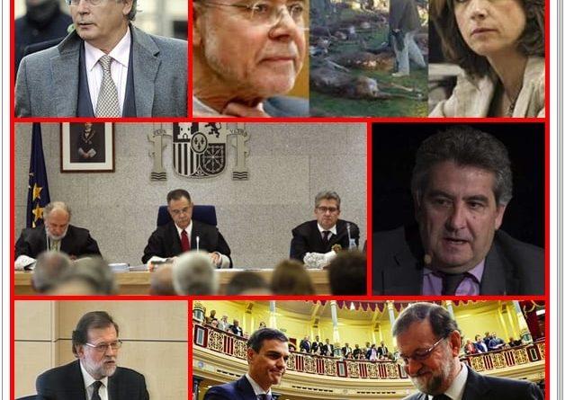 Rajoy cayó por una simbiosis política, judicial y mediática