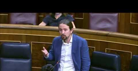 Señor Casado, creo que tuvo razón el señor Iglesias, cuando en sede parlamentaria le dijo que usted nunca sería presidente del gobierno.