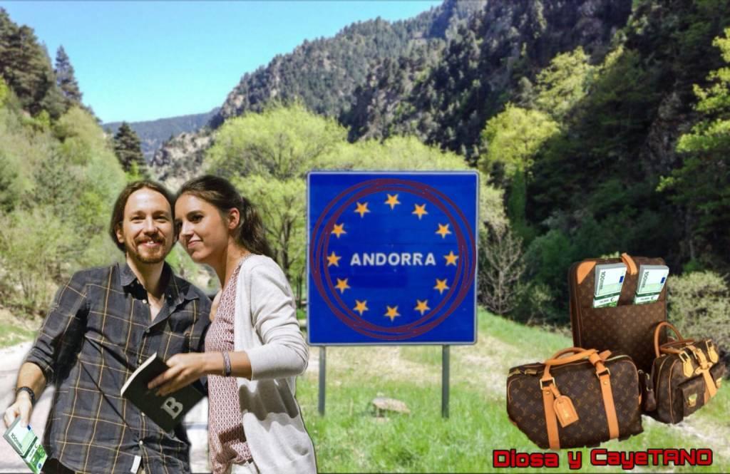 Unidas Podemos, Oclocracia y hándicap de Recuperación. Ilustración de Tano y Diosa