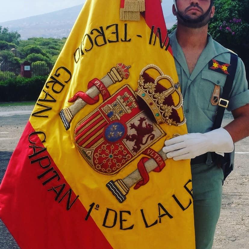Centenario de la creación de la Legión Española