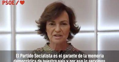El pensamiento no delinque, gobierno de España