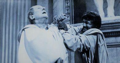 Hasta cuando, Catilina, vas a abusar de nuestra paciencia