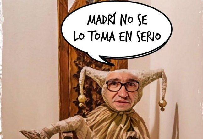 Illa reclama responsabilidad y seriedad a la Comunidad de Madrid