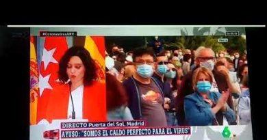 La Sexta una cadena sin vergüenza y sin escrúpulos. Por Rafael Gómez de Marcos