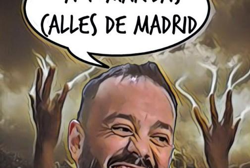 La izquierda chunga de Madrid se está organizando para boicotear las medidas anti covid-19 del gobierno de Ayuso