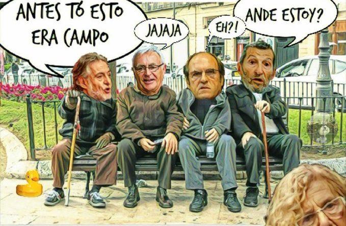 Felipe González y la Memoria Democrática de la YayoRevolution. Por Linda Gallmor