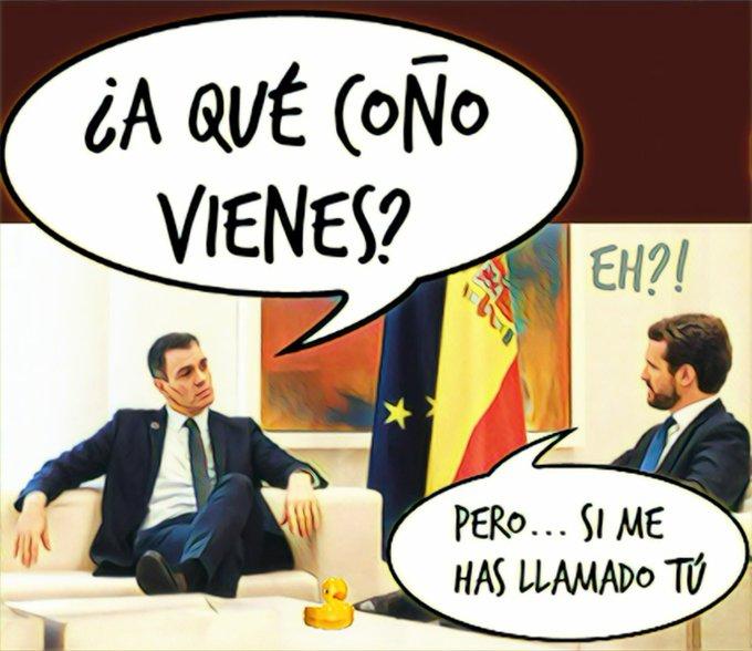 Perro Sánchez pide unidad
