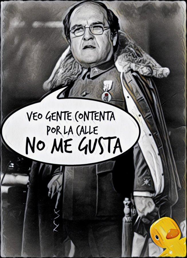 Quieren dar un golpe en Madrid y colocar al elefante blanco de Virrey Rojo Plenipotenciario