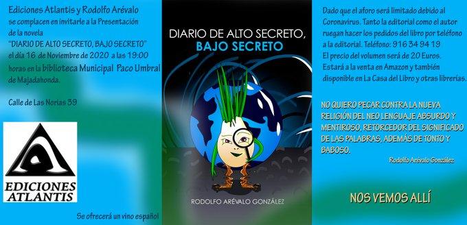 Diario de alto secreto, bajo secreto