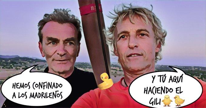 Libertad presos políticos en Madrid. Por Linda Galmor