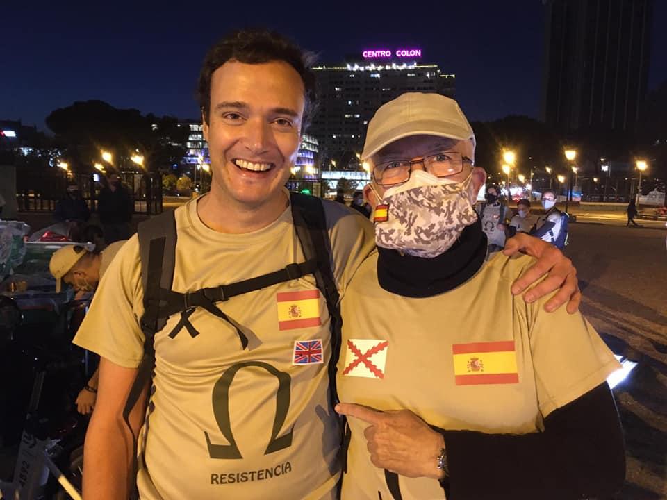 Resiste España