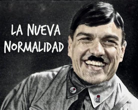 #SanchezDictador